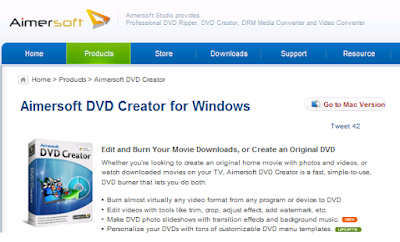 DVD Creator: Awesome DVD Burner Software from AimerSoft