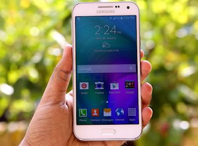 Harga Samsung Galaxy E7 Desember 2015