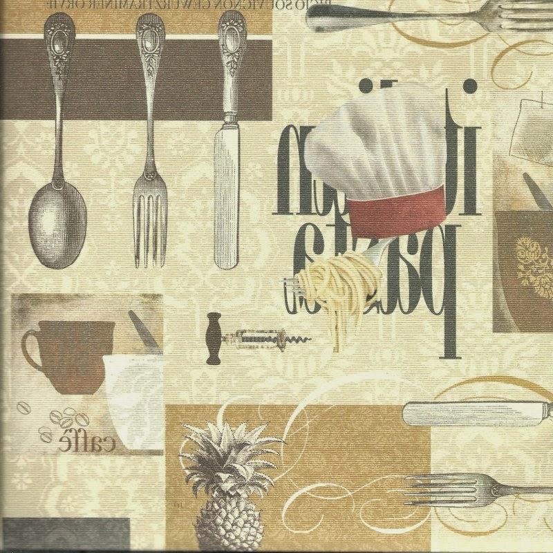 Papeles Y Telas Joran Encuadernacion Papeles Cocina - Telas-de-cocina