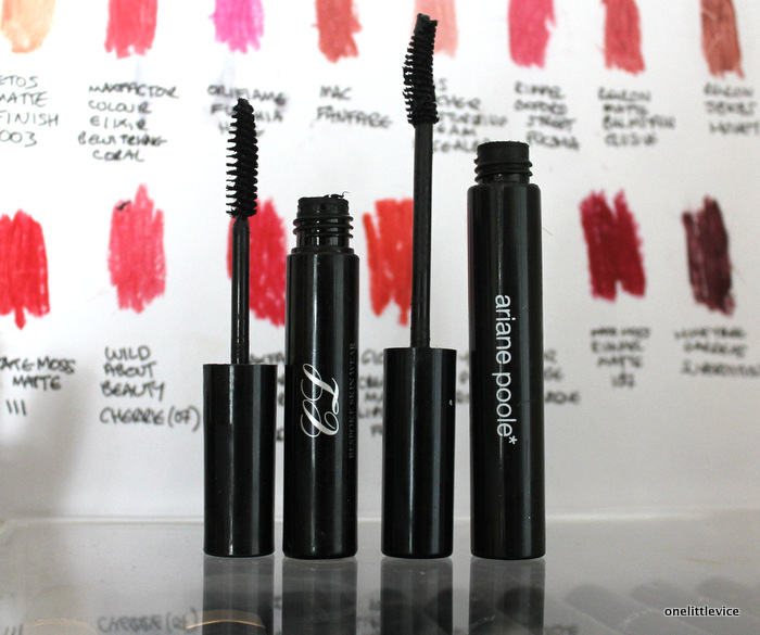 one little vice beauty blog: best and worst mascaras