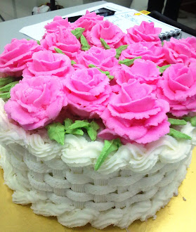 Deco Cake Class