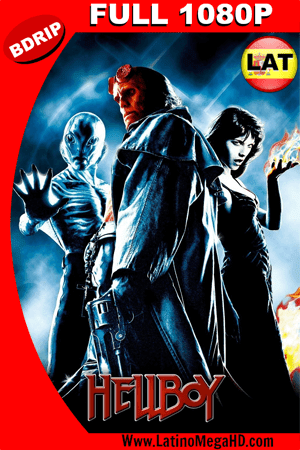 Hellboy (2004) Latino Full HD BDRIP 1080P ()