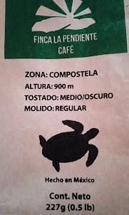 Café Finca La Pendiente / Compostela, Jalisco