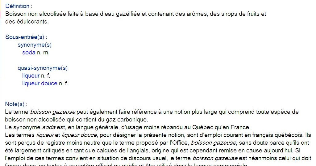 Linguistiquement correct quis custodiet ipsos custodes - Office de la langue francaise dictionnaire ...