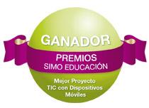 Premio SIMO con dispositivos móviles en el aula