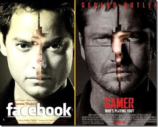 Facebook vs Gamer