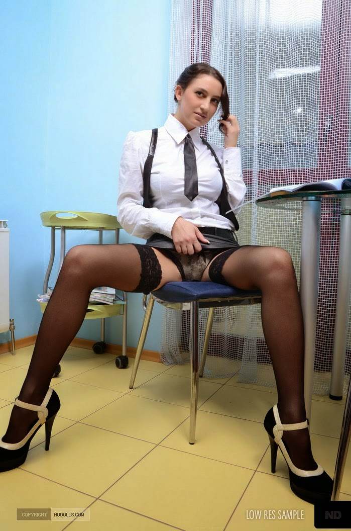 порно фото училок домработниц служанок секретарш