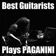 paganini electric guitaris