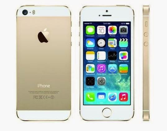 Harga Dan Spesifikasi Apple iPhone 5S