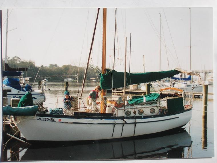 In Jacksonville, Ortega River February '97