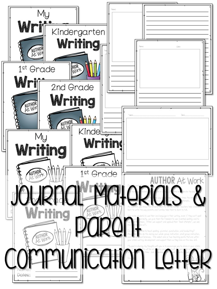 five steps to get your little ones writing