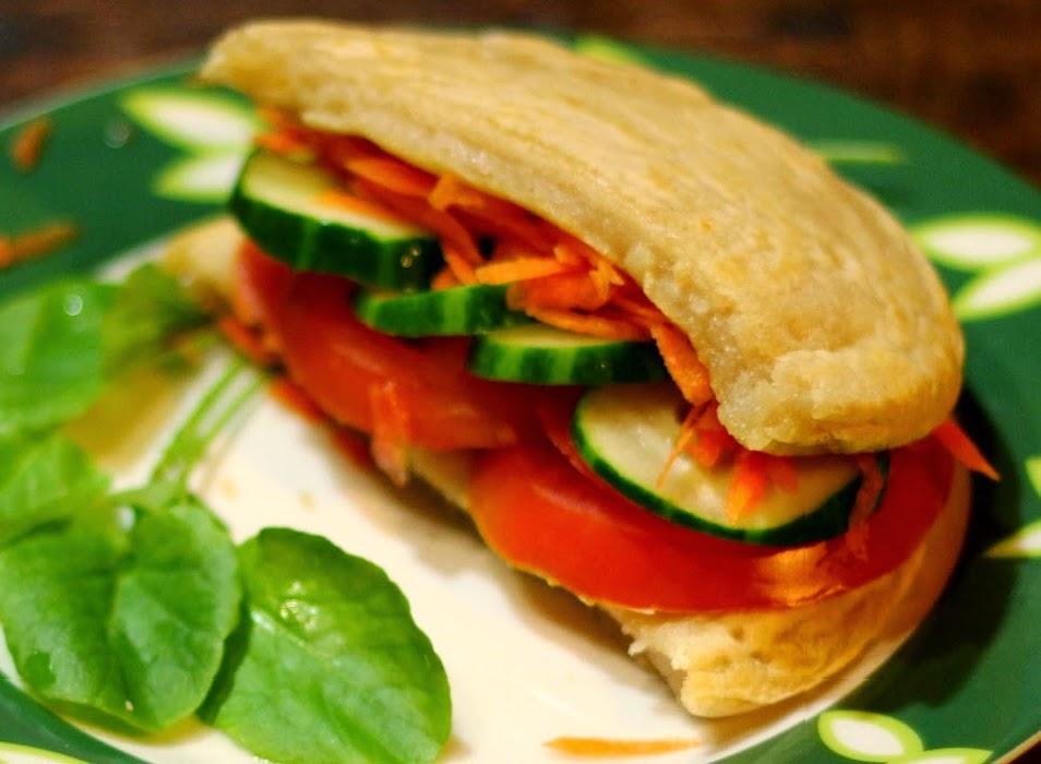 Pão de Polvilho de Frigideira (vegana)