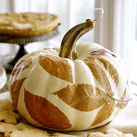 Modge Podge Pumpkin via Budget Wise Home