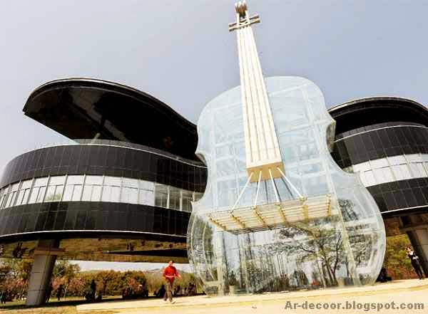 Piano House In