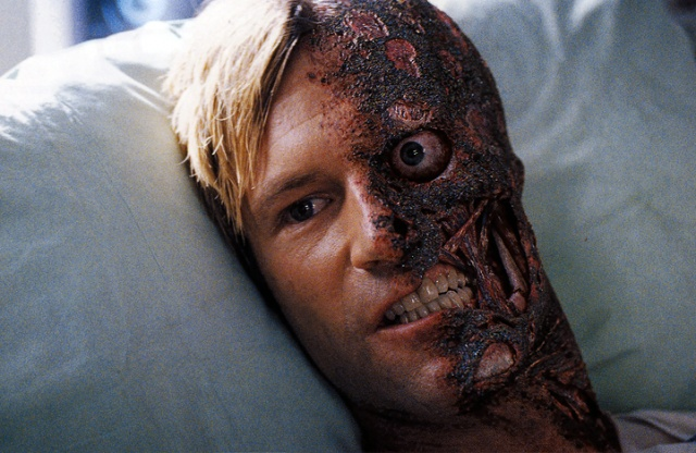 two-face Batman's most enduring enemy