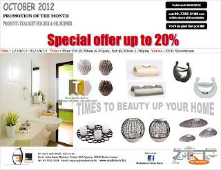 Mode De Vie October Promotion 2012
