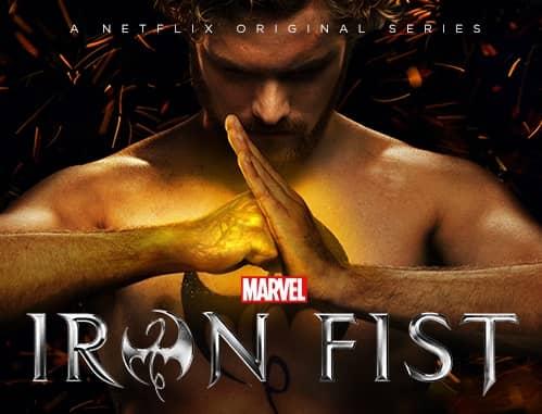 Iron Fist Capitulo 1 Temporada 1 completo