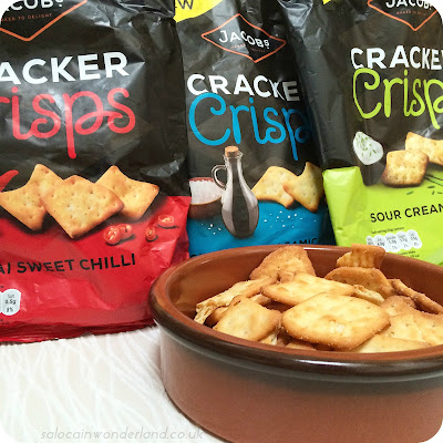 jacobs cracker crisp review