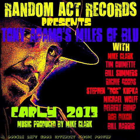 Tony Adamo/Random Act Records