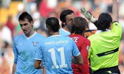 Roma Lazio 1-2 highlights sky
