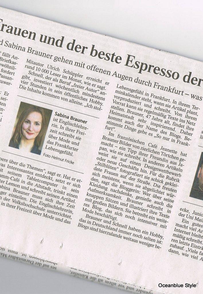 F.A.Z., Rhein-Main Zeitung