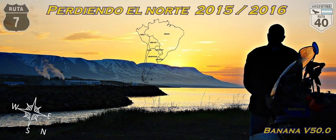Perdiendo el norte 2016 BANANA v50.0.