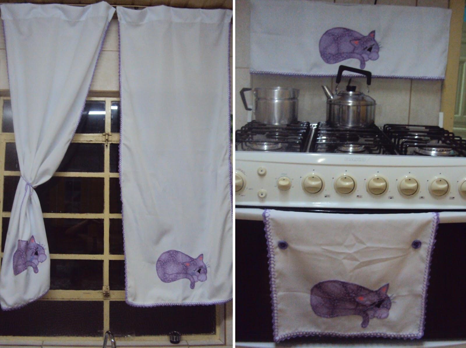 Marlise Lohmann Um Jogo De Cozinha Em Patch Aplique Com Barra Em Croch