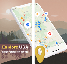 Travel App of the Month - ParkQuest