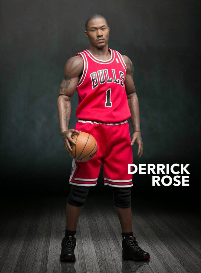 Figura NBA Collection Derrick Rose
