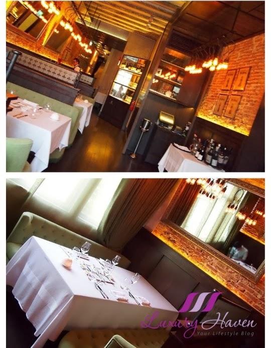 absinthe restaurant francais boat quay review