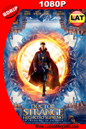 Doctor Strange: Hechicero Supremo (2016) Latino HD BDRIP 1080P ()