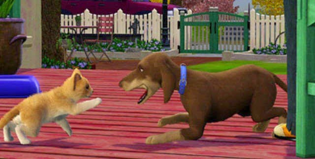 Bajar Gratis The Sims 3 Pets Para 3DS