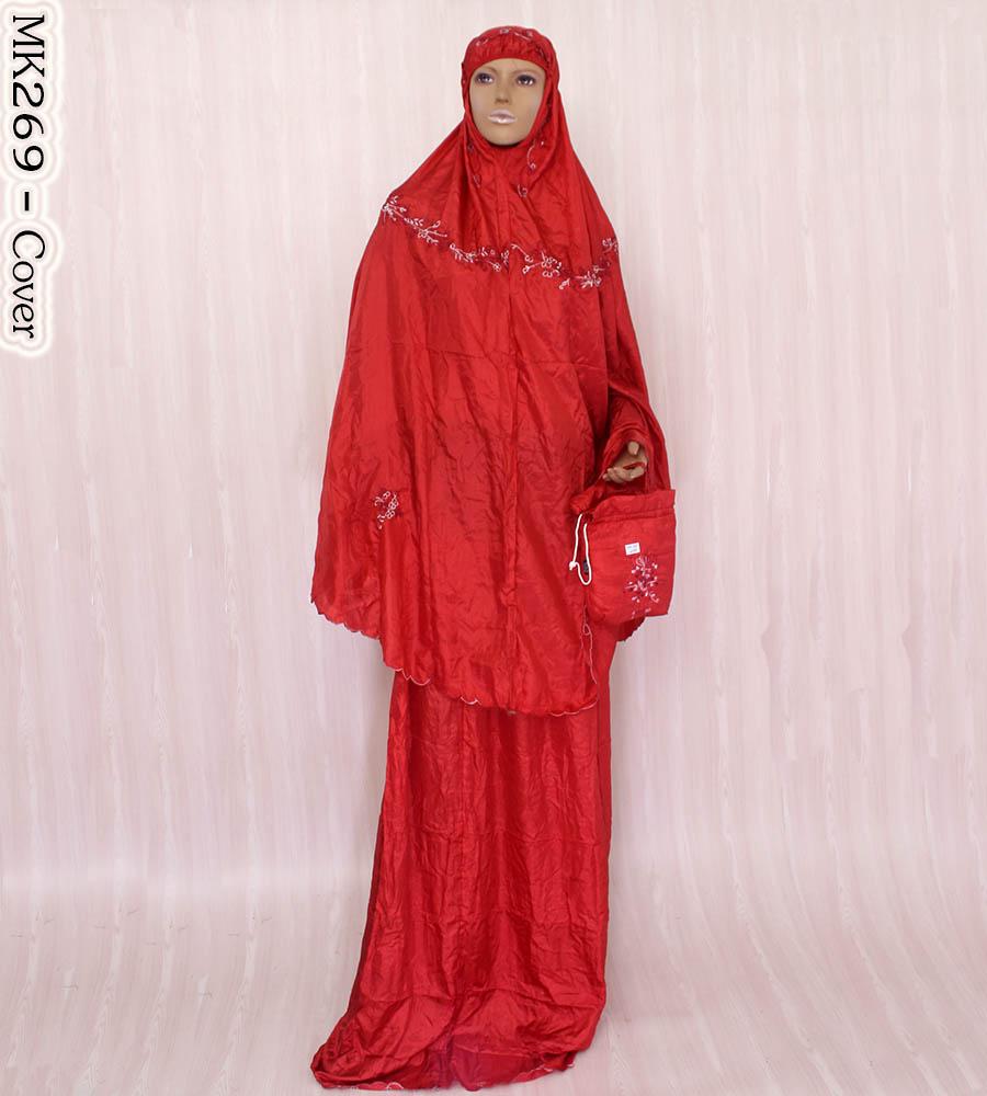Mukena Cantik Muslimah Mk269 Busana Muslim Murah Terbaru