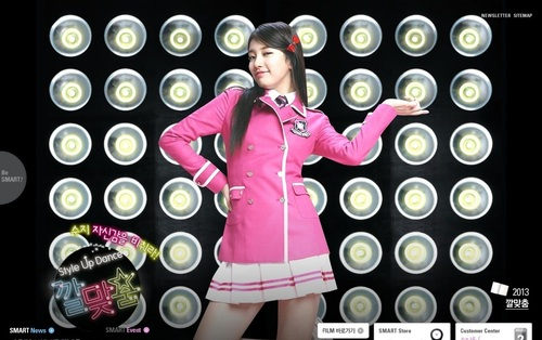 "Another BAE SUZY PHOTO ""Style up Dance"""