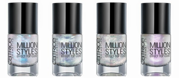 CATRICE Million Styles Effect Top Coat NEU*