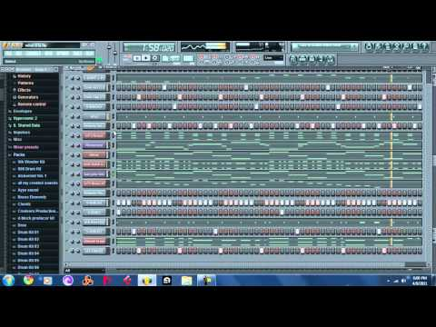 how to create a new pattern in fl studio