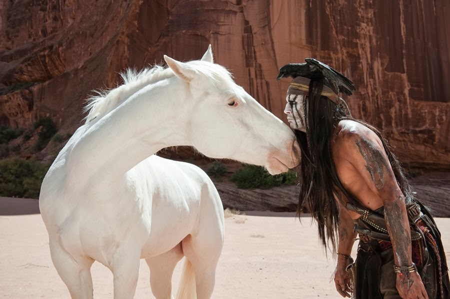 the lone ranger johnny depp