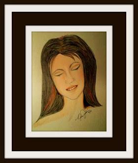 Retrato para Nancy Capin, prima de Cuba