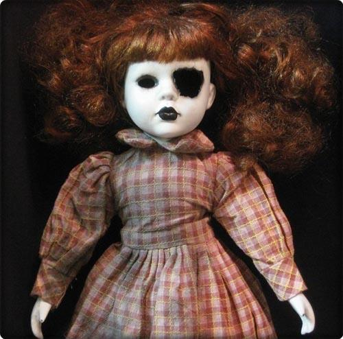A Stock Photos: Best Gift For Friend And Loved Ones – Scary Doll