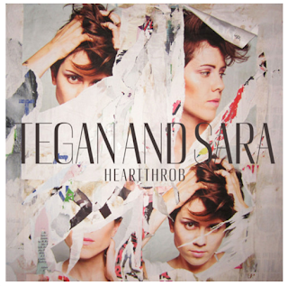 Tegan and Sara - Heartthrob artwork
