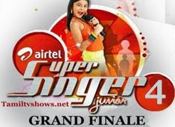 Super Singer Junior 4 Final Result and Review
