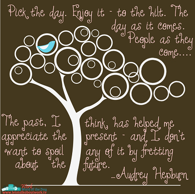 What Is The Quote Of The Day Enchanting Subscribe To The Work Word Of The Day At Www.letstalkaboutwork.tv .