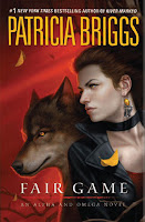 Book cover of Fair Game by Patricia Briggs