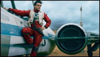 Oscar Isaac en El despertar de la Fuerza (2015)