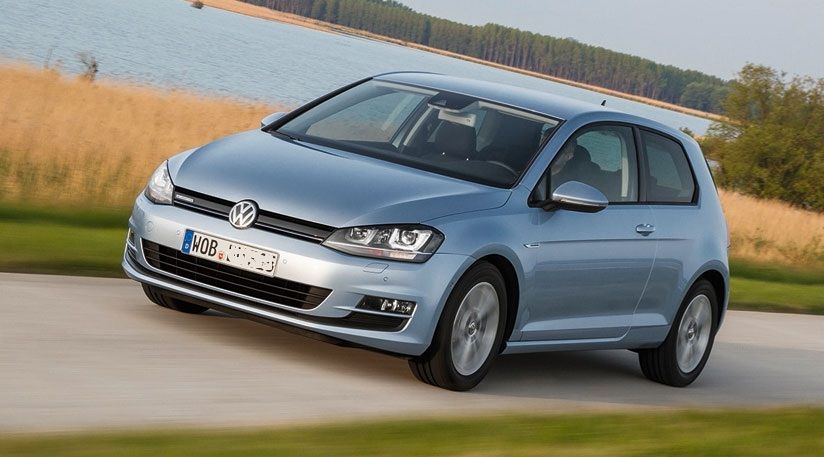 new best auto cars in the world 2013 vw golf mk7 bluemotion car. Black Bedroom Furniture Sets. Home Design Ideas