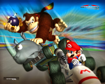 #4 Donkey Kong Wallpaper