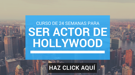 Ser Actor De Hollywood