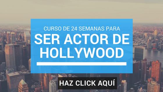 Ser Actor De Hollywood