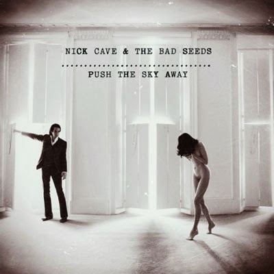 The 10 Best Album Cover Artworks of 2013: 01. Nick Cave and The Bad Seeds - Push the Sky Away