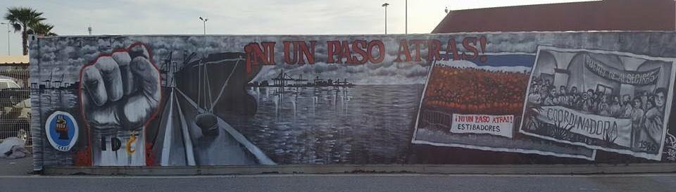 ESTIBADORES / AS #NI UN PASO ATRÁS